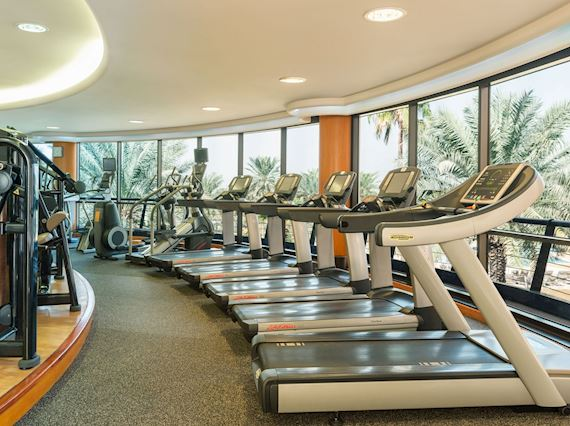 Gym At Caracalla Spa