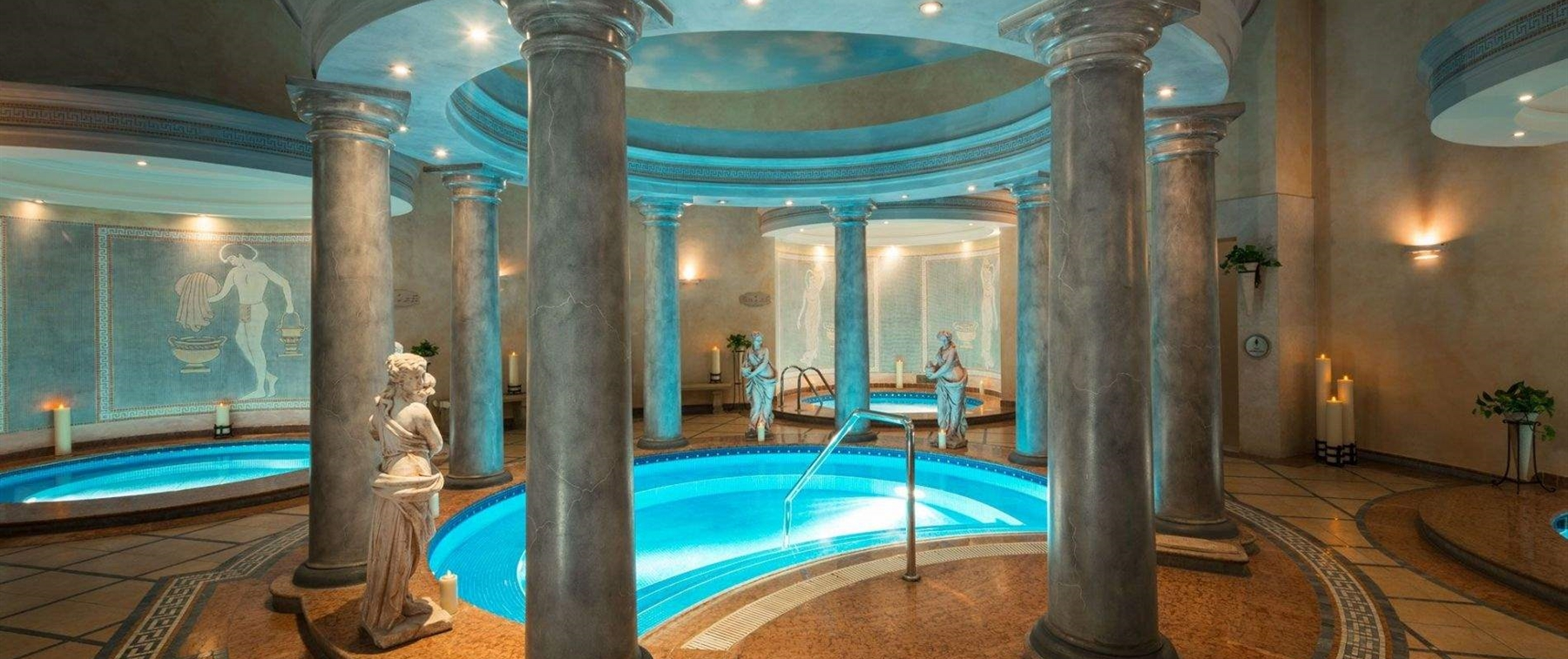 Caracalla Spa Le Royal Méridien 8910